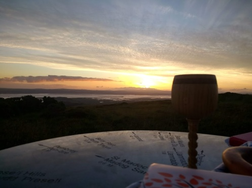 solstice sunrise eucharist